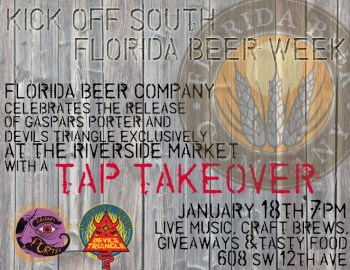 Riverside-Tap-Takeover