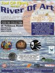 Soul Of Miami, Life Is Art and In The Loop 305 present the River Of Art 18 Pop-Up Social Event 9/23/14
