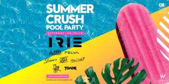 W Miami's Summer Crush Pool Party 8/25/18 | The Soul Of Miami