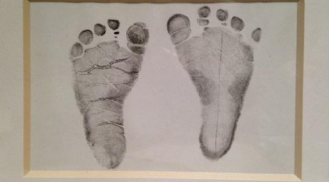 Dirty Feet and Little Feet