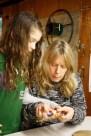 Joanna and Kyra