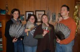 Feather Fans