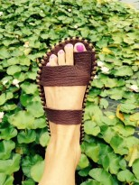 Got Your Toe Sandal