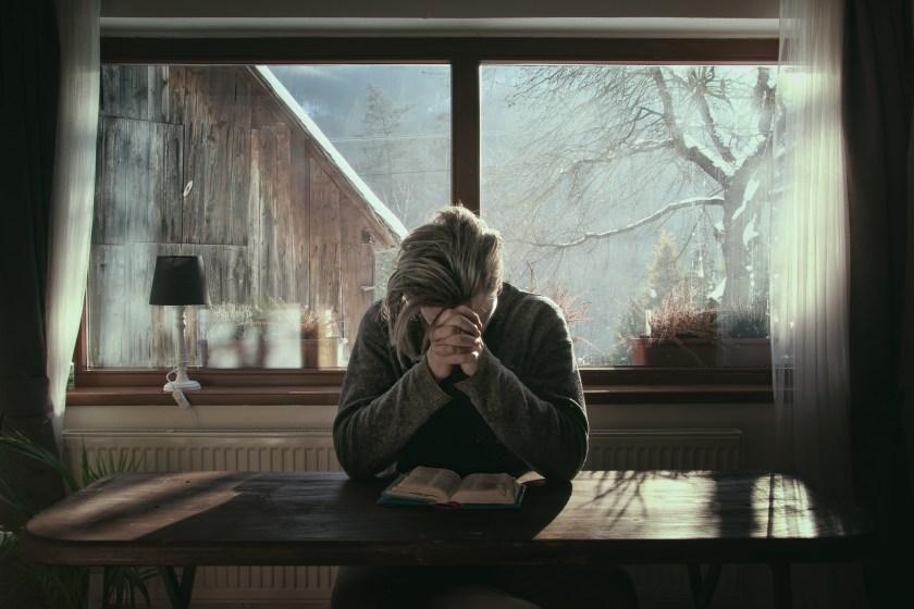 Sincere prayer.