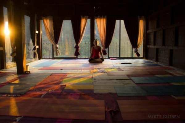 Yoga Retreat Portugal – Vale de Moses, open April to October