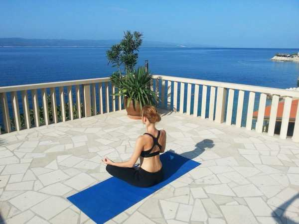 yoga retreat Croatia