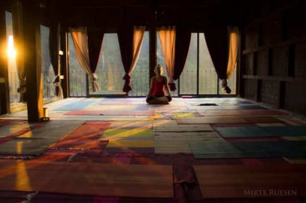 yoga and wellness retreats in Europe