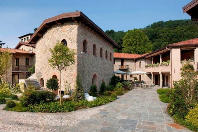 wellness retreat Italy