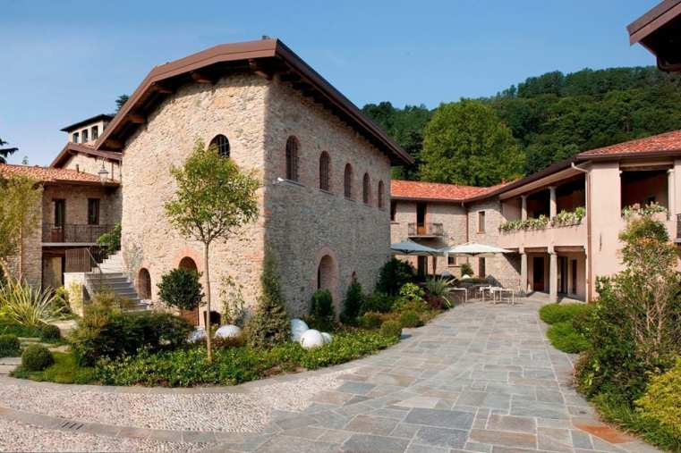 wellness retreat Italy