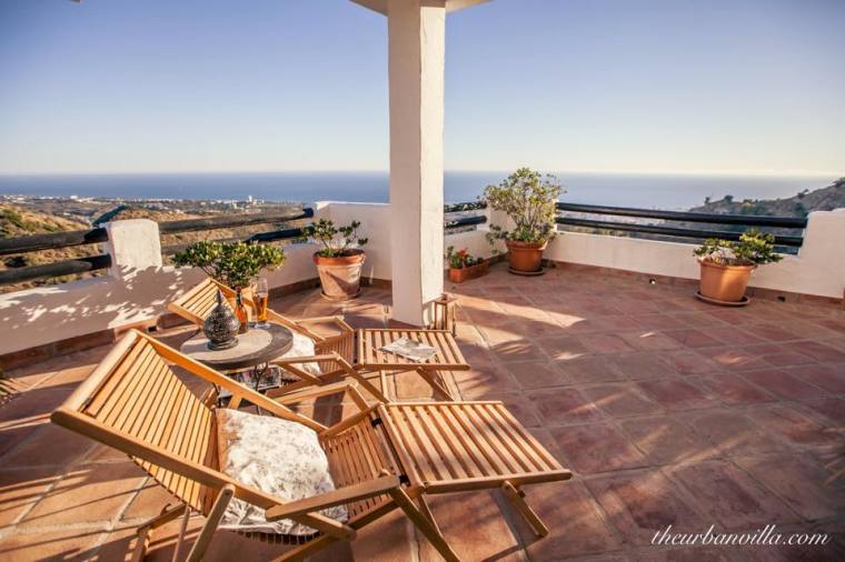retreat in Marbella