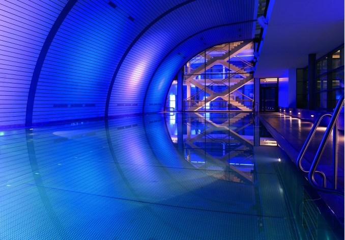Aspira spa hotel Berlin