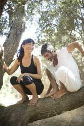 Jenny and Igor - the Yoga Blues