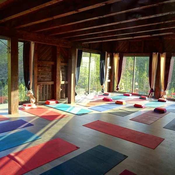 best yoga retreats in Portugal