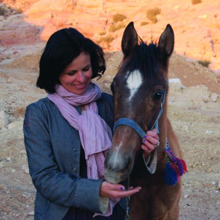 Yoga and Horse Journey in Jordan