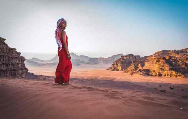 Soul Journey Jordan