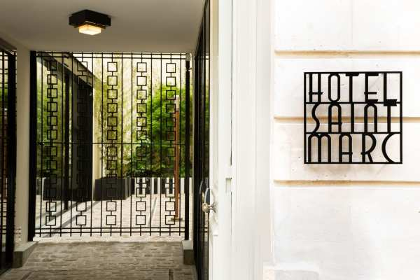 st marc hotel Paris