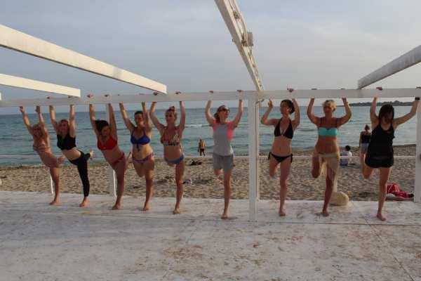 yoga and pilates girona