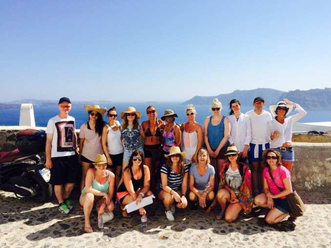 adventureyogi Santorini