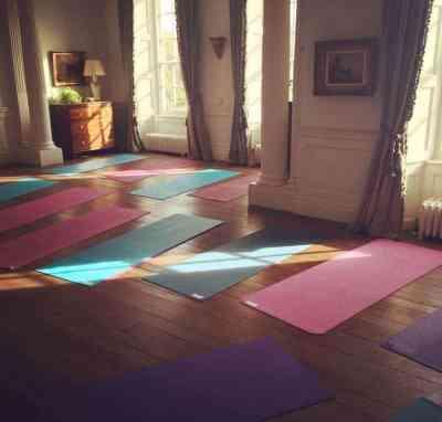 new year yoga retreat Bicester