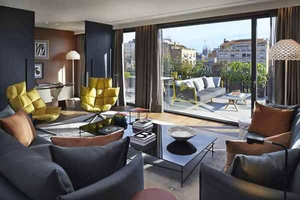 luxury spa hotel Mandarin Oriental