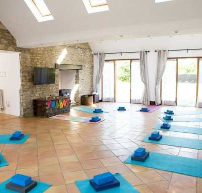 yoga and meditation retreat Oxfordshire