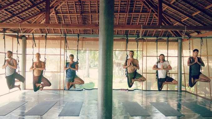 best yoga schools on koh phangan