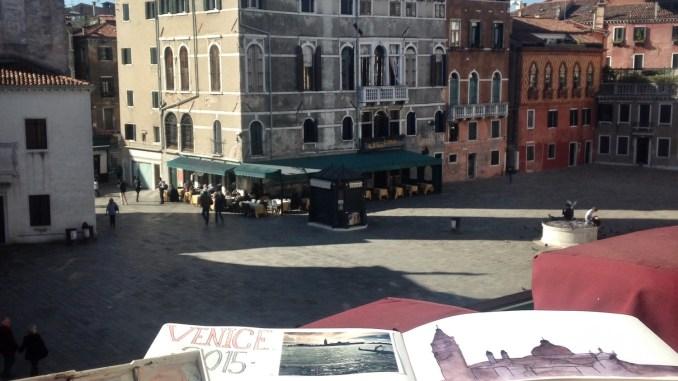 luxury yoga retreat Venice