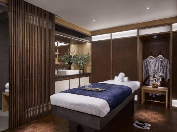 healthiest hotels - Nobu