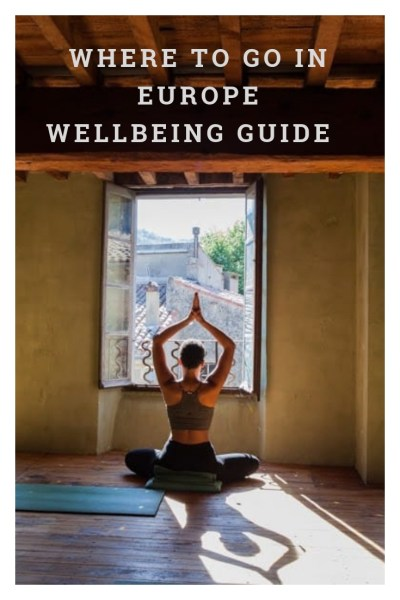 europe wellbeing guide