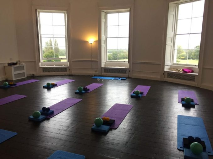 weekend yoga retreat Kent