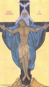 Trinity at the Cross