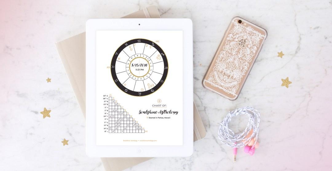 Blog - Soulshine Astrology