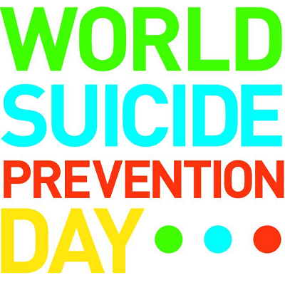 World Suicide Prevention Day!