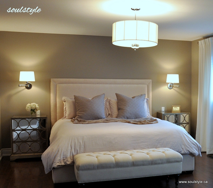 Upholstered Headboard Amp Bench Soulstyle Interiors And Design