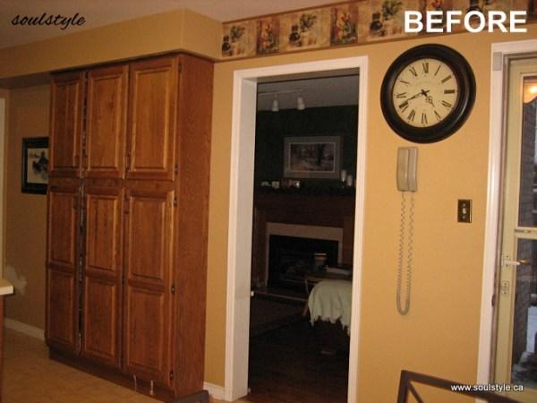 Doorway in Kitchen to remove