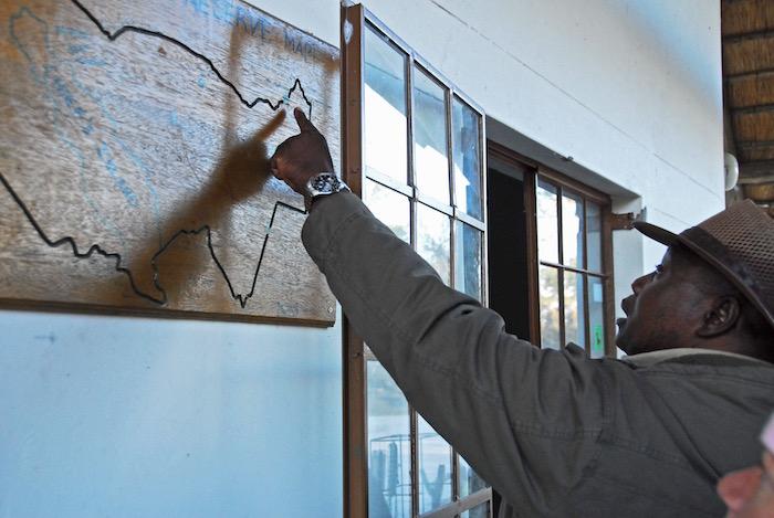 Press guida tswana Botswana