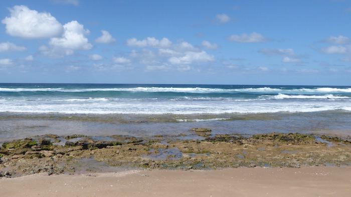 Spiaggia di Tofo, Mozambico