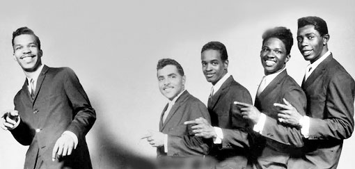 Image result for The satintones motown