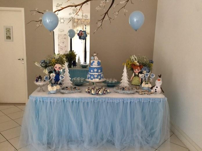 decoração-festa-infantil-tule-azul