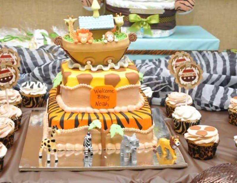 festa-infantil-arca-de-noé-safari