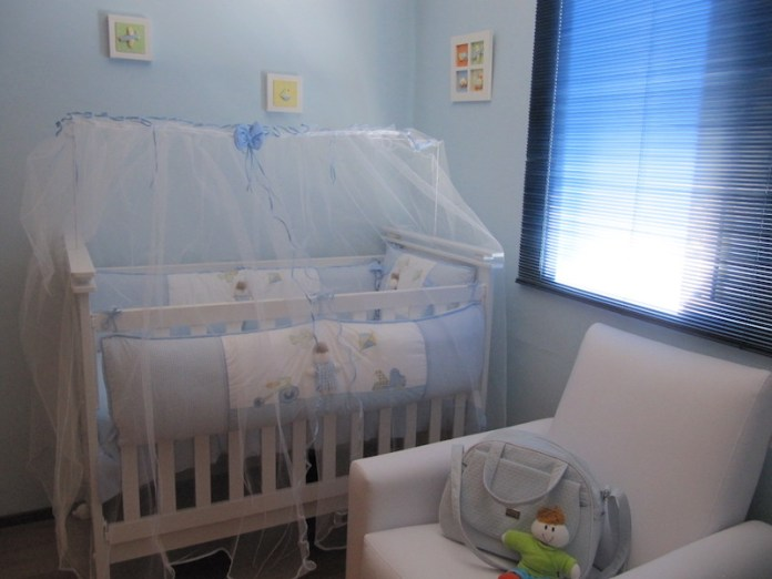 cortinas-para-quarto-de-bebê-simples
