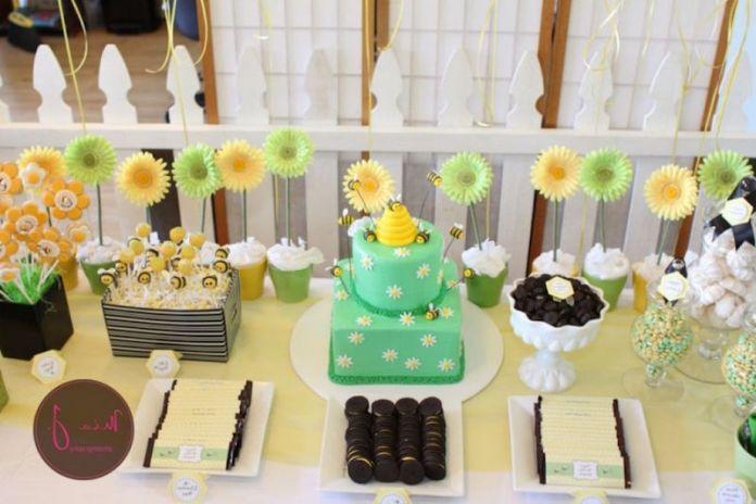 festa-infantil-abelhinha-flores