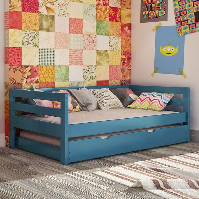 quarto-azul-cama