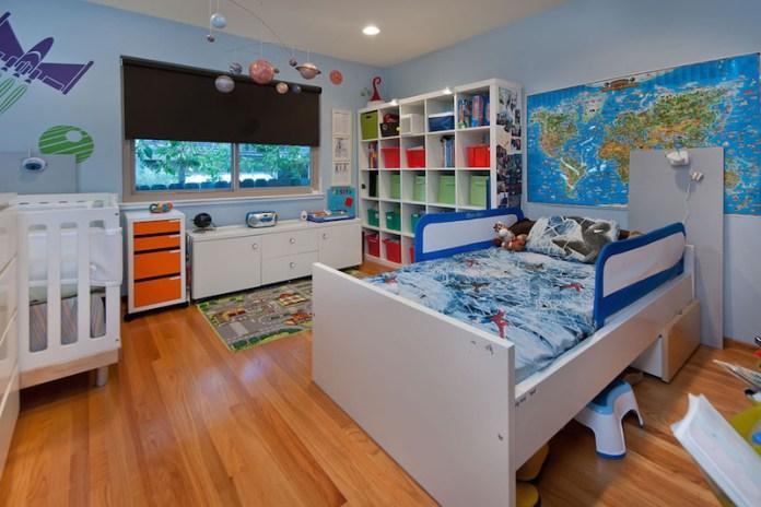 quarto-azul-criança