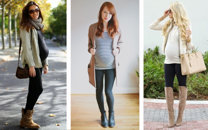moda-gestante-leggings