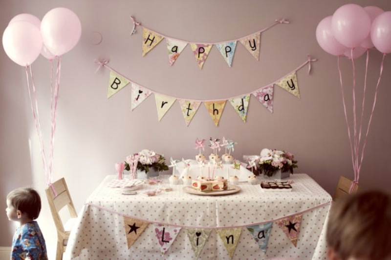 15 dicas de decora o para fazer uma festa infantil for Decoracion bodas baratas