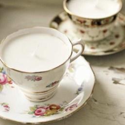 lembrancinhas chá de bebê vela