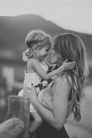 dicas para tirar fotos mãe e filha tiara