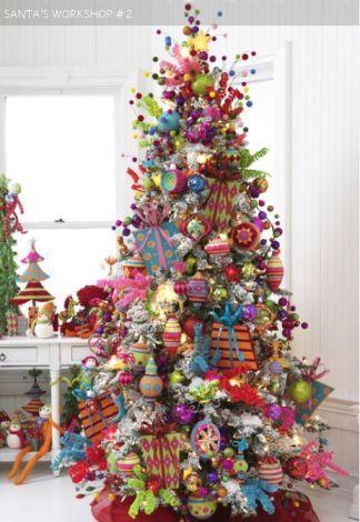 natal - árvore de brinquedos
