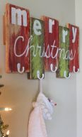 natal - sem árvore pendurador